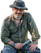 Couteaux à lame fixe | coutelier forgeron Bretagne | Coutellerie Paulo Simoes